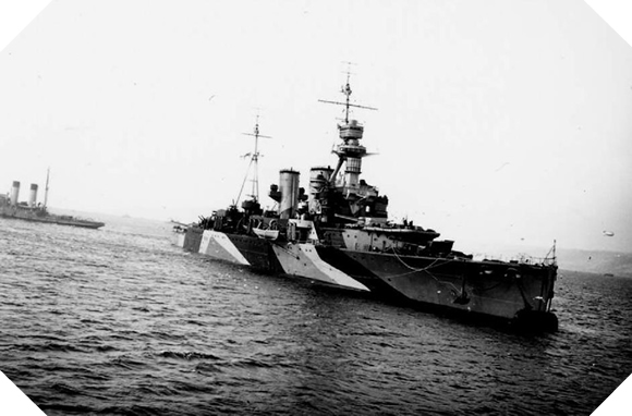 Image : HMS Frobisher