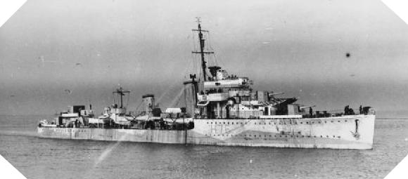 Image : HMS Fury