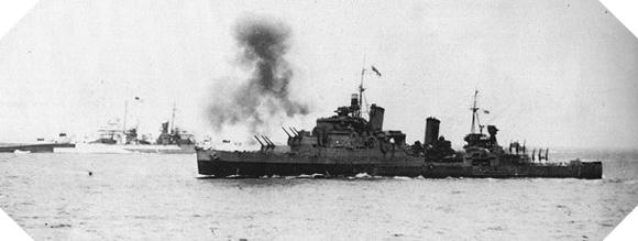 Image : HMS Glasgow