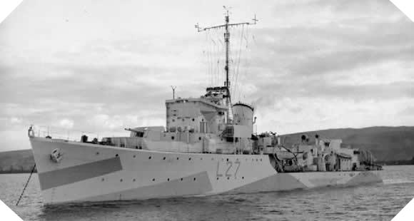 Image : HMS Goathland