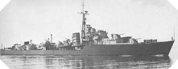 Image : HMS Grenville