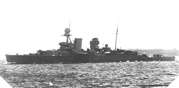 Image : HMS Hawkins