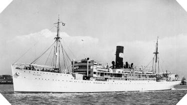 Image : HMS Hilary