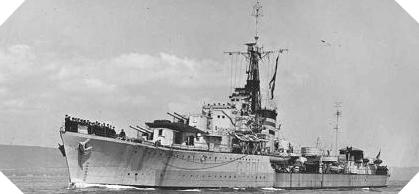 Image : HMS Jervis
