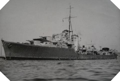 Image : HMS Kelvin