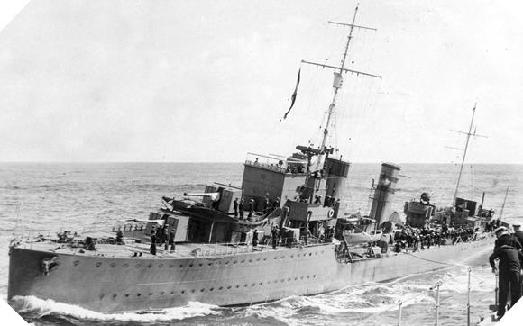 Image : HMS Kempenfelt