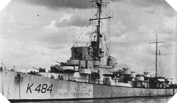 Image : HMS Kingsmill