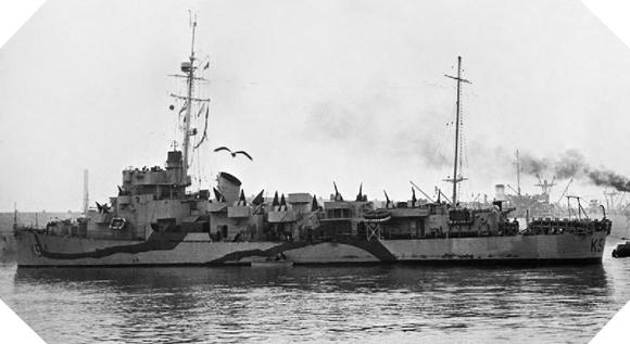 Image : HMS Lawford