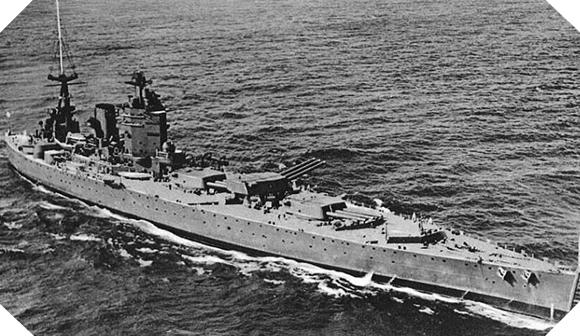 Image : HMS Nelson