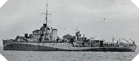 Image : HMS Nith