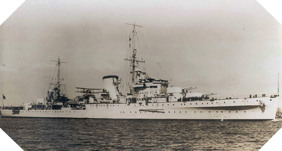 Image : HMS Orion