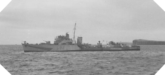 Image : HMS Pytchley