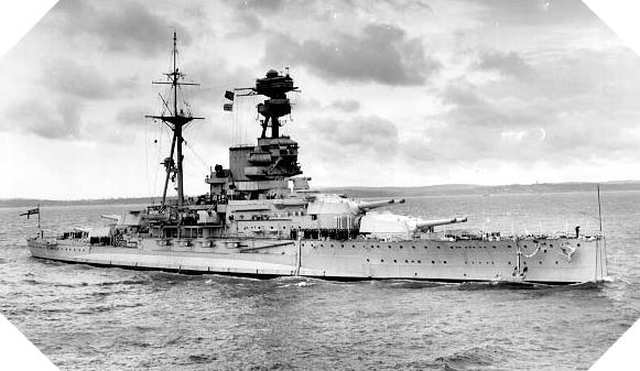 Image : HMS Ramillies