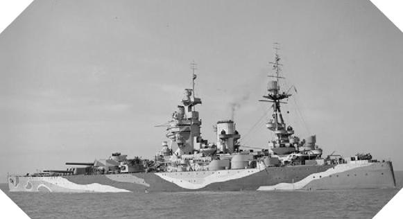 Image : HMS Rodney