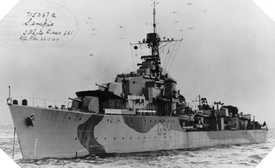 Image : HMS Serapis