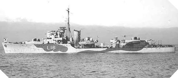 Image : HMS Stevenstone