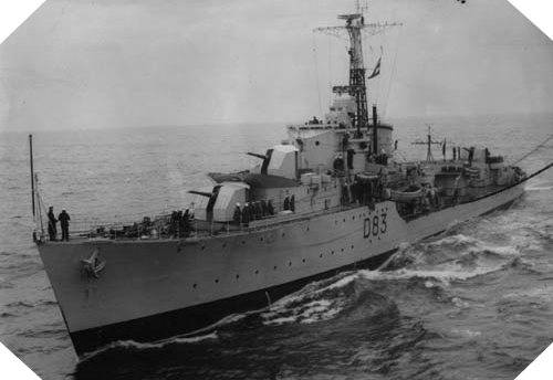 Image : HMS Ulster