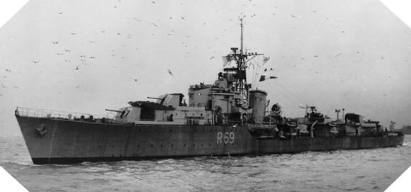 Image : HMS Ulysses