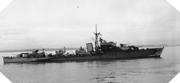 Image : HMS Undine