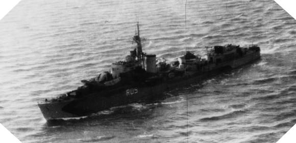 Image : HMS Urania