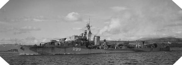 Image : HMS Urchin