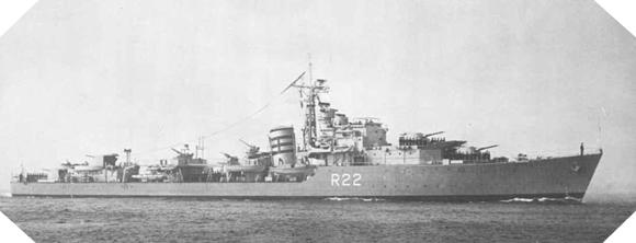 Image : HMS Ursa