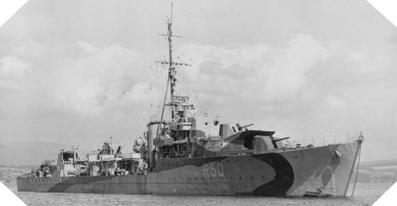 Image : HMS Venus