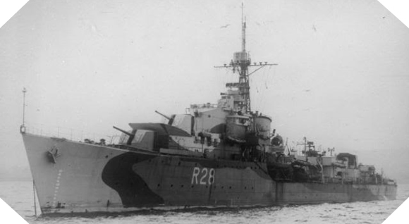 HMS Verulam