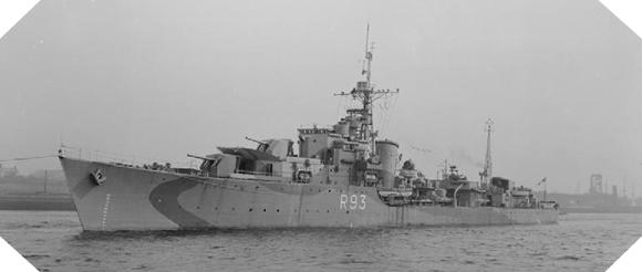 Image : HMS Vigilant