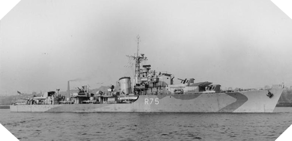 Image : HMS Virago