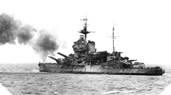 Image : HMS Warspite