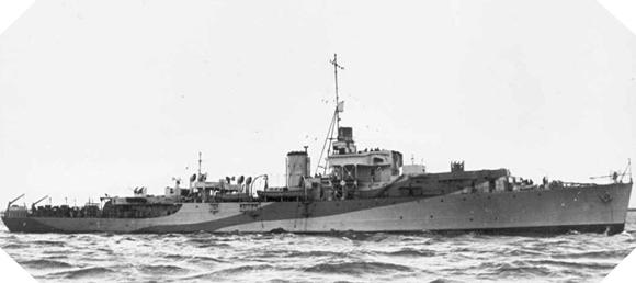 Image : HMS Waveney