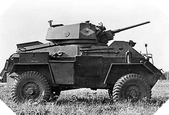 Image : Humber Armoured Car