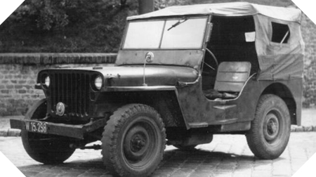 Image : Jeep Willys MB