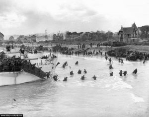 Juno Beach - 3rd Infantry Division