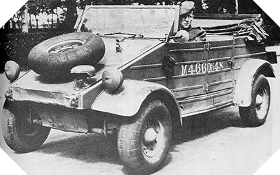 Image : Kübelwagen