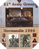 Image : 21st Army Group : Normandie 1944