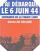 Image : Le Débarquement en Normandie, le 6 juin 1944