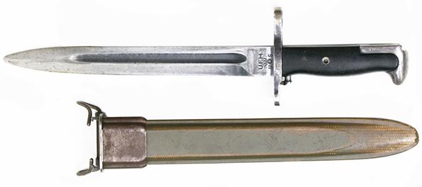 Image : Baïonnette américaine M1942