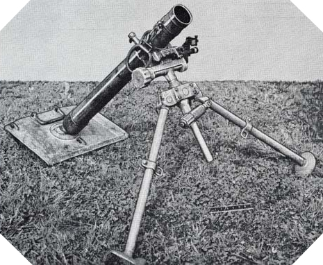 Image : M1 81 mm Mortar