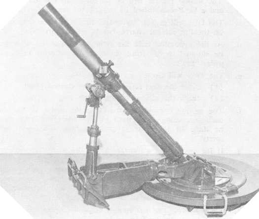 Image : M2 4.2-inch Mortar (107 mm)