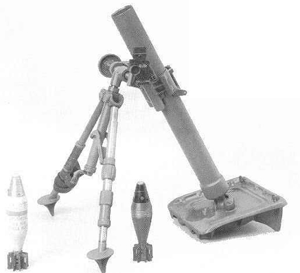 Image : M2 60 mm Mortar