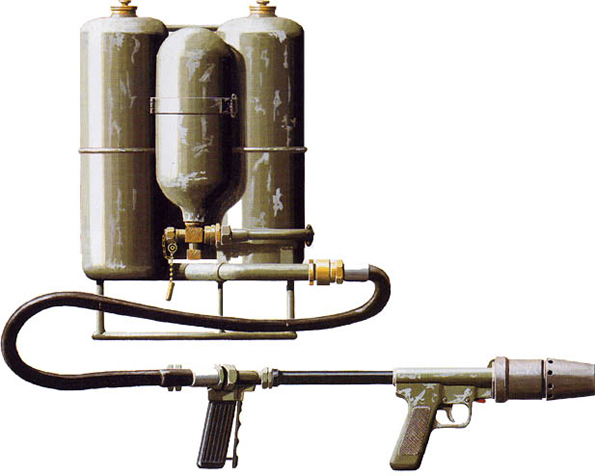 Image : M2 Flamethrower