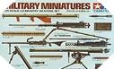 Image : Armes individuelles US - Tamiya