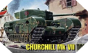 Image : Char Churchill - Airfix