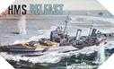 Image : HMS Belfast - Airfix