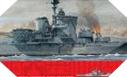 Image : HMS Warspite - Airfix
