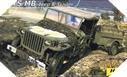 Image : Jeep MB et sa remorque - Heller