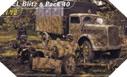 Image : Opel Blitz & Pak 40 - Heller