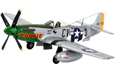 Image : P-51 Mustang D - Revell